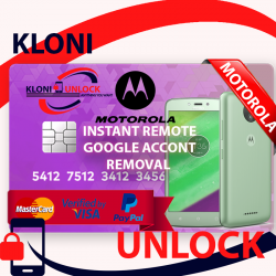 Motorola Google Account Removal