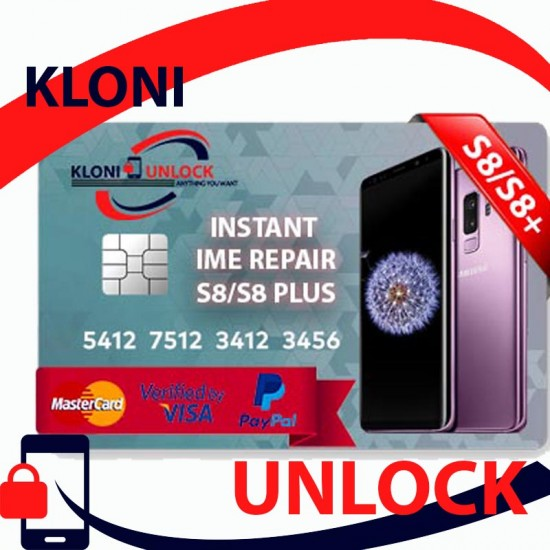 S8 S8 PLUS REMOTE BAD IMEI BLACKLISTED REPAIR FIX REMOTE SERVICE OVER USB