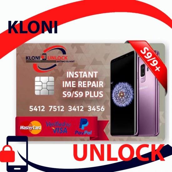 S9 S9 PLUS REMOTE BAD BLACKLISTED IMEI REPAIR FIX REMOTE SERVICE OVER USB