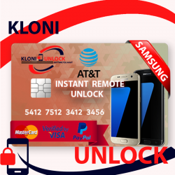 INSTANT REMOTE UNLOCK CODE AT&T ATT SAMSUNG GALAXYS8 S8+ NOTE 8 S9&S9+